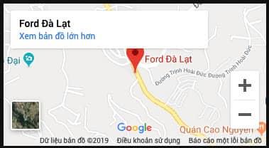 map dalat ford