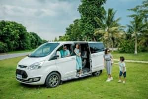 Ford_Tourneo - XE ĐA DỤNG 7 CHỖ (MPV)